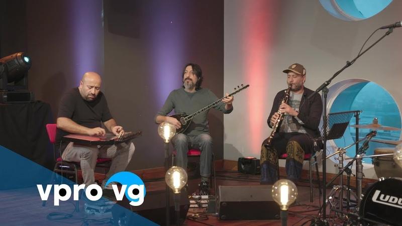 Taksim Trio Derdin Ne live @TivoliVredenburg Utrecht