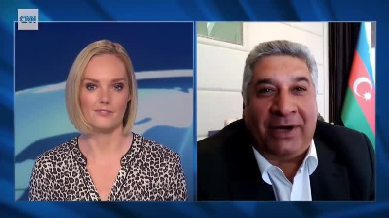 Gənclər və İdman naziri Azad Rəhimovun CNN TV-ə müsahibəsi