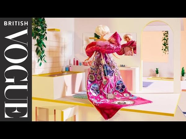 10 Female Creatives Reimagine Barbie For 2020 British Vogue Barbie