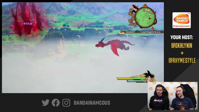 The BANDAI NAMCO Brief 5 - DRAGON BALL Z: KAKAROT