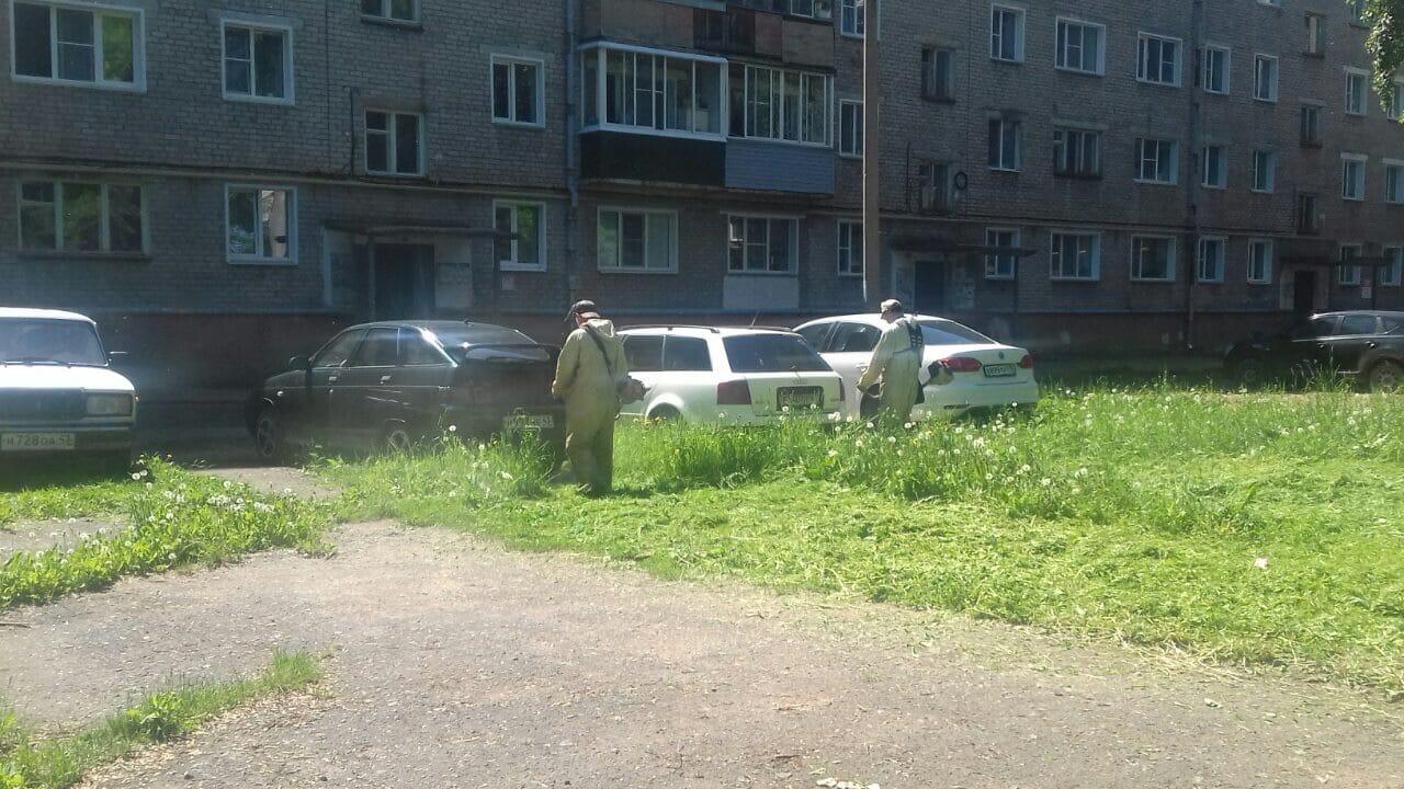 Ул. Чернышевского, 34.