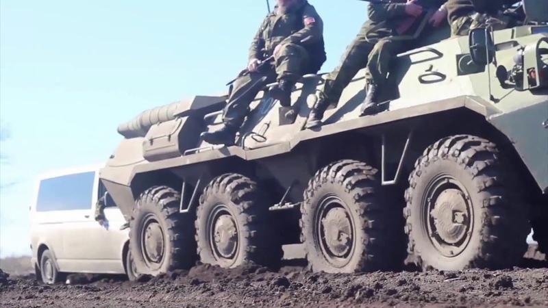 Короткометражный фильм Дроны на войне