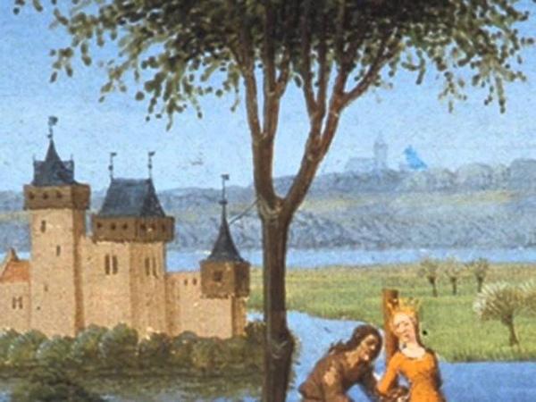 Ockeghem D'un autre amer The Medieval Ensemble of London **** Jean Fouquet
