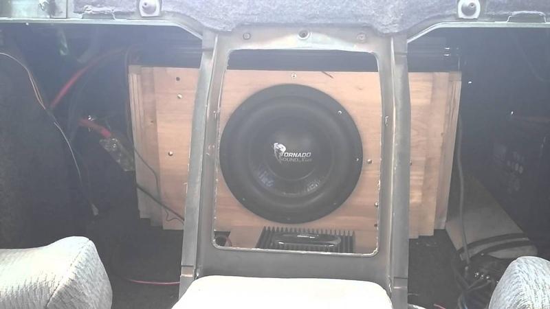 Kicx Tornado Sound 12