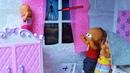 КАТЯ И МАКС ВЕСЕЛАЯ СЕМЕЙКА! СИРЕНОГОЛОВЫЙ мешает спать! Мультики с куклами Барби. Даринелка ТВ