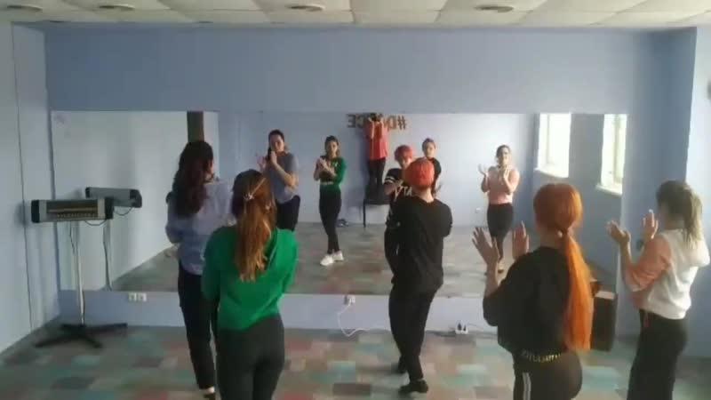 Clap cover dance KDS