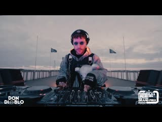 Don Diablo x Formula 1 @ Live from Circuit Zandvoort, Art of DJing #3
