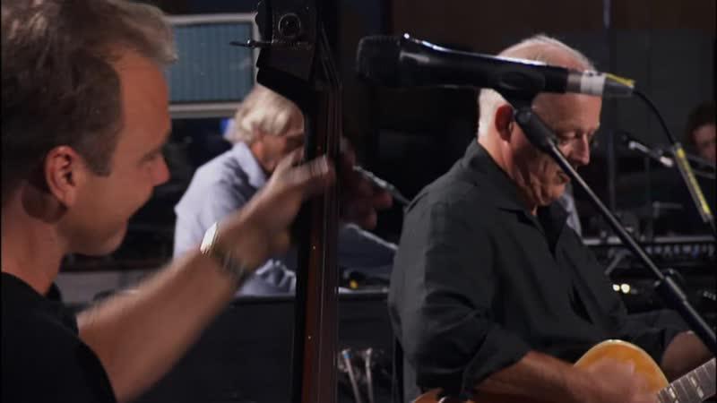 10 David Gilmour Breaking Bread Drinking Wine