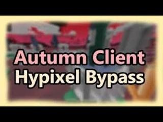[Leak] Autumn Hacked Client Update   Amazing KillAura   Insane Hypixel Bypass