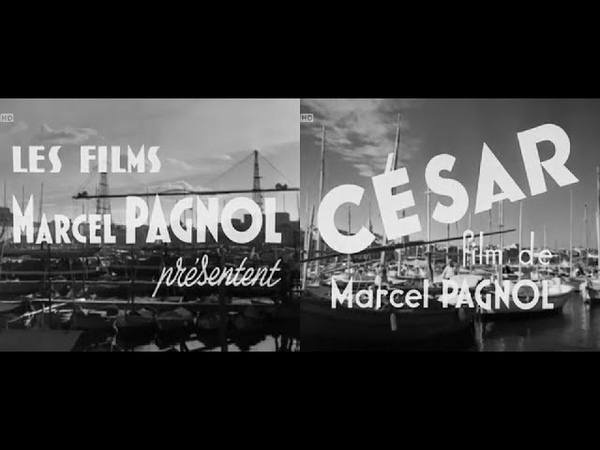 César Vingt ans ont passé… 1936 avec Raimu Pierre Fresnay Orane Demazis Fernand Charpin