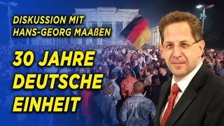 30 Jahre Deutsche Einheit: Diskussion mit. Maaßen, Vera Lengsfeld, Simone Baum & Holger Thuss