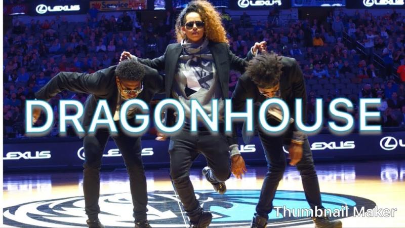 DragonHouse Mesmerizing Audience at Halftime