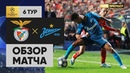 10 12 2019 Бенфика Зенит 3 0 Обзор матча