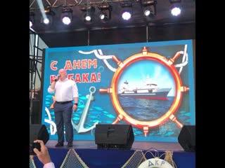 День рыбака, Севастополь
