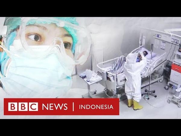 Di ambang kolaps Rumah sakit rujukan Covid-19, ribuan antre ranjang kosong - BBC News Indonesia