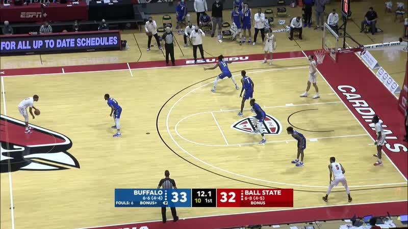 NCAAM 20210202 Buffalo vs Ball State