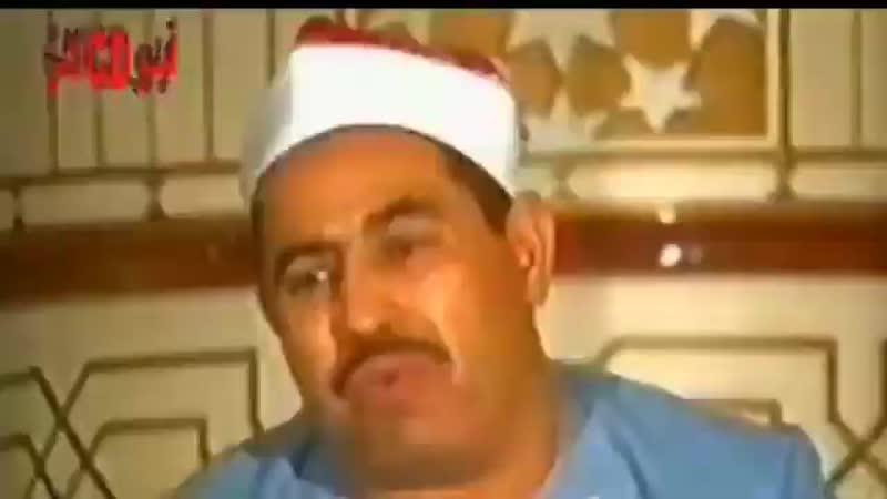 الشيخ محمد محمود الطبلاوي مقطع صوت وصوره تلاوه نادره 360p mp4