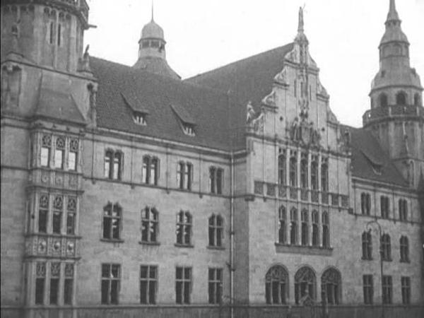 Halle Saale Im Film 1922