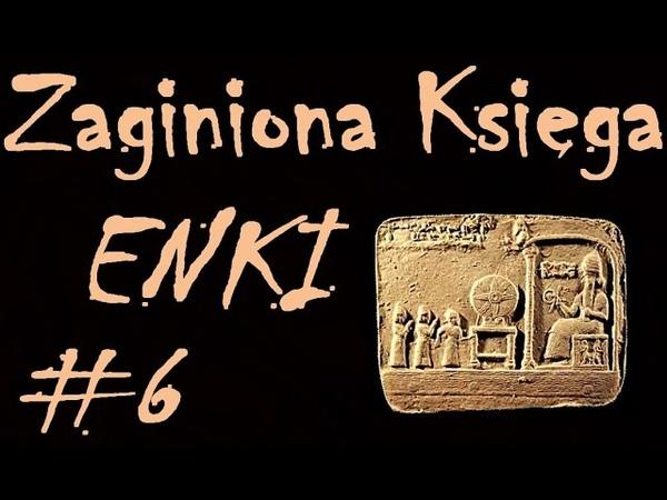 Zecharia Sitchin Zaginiona Księga Enki [PL] 6