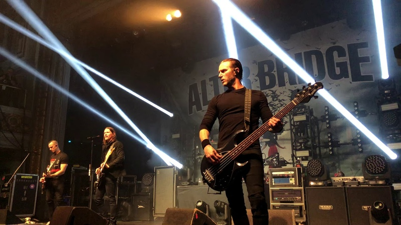 Alter Bridge - Ghost of days gone by (Live in San Francisco) 2020