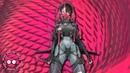GHOST DATA - Femme Fatale | Music Visualization🖤🎶💎