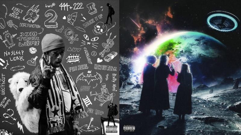 XO Tour Life vs P2 Lil Uzi Vert HEADPHONES ONLY