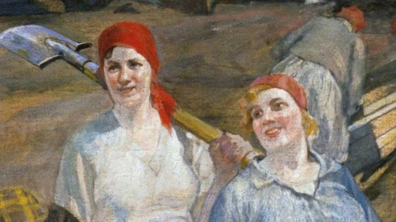 Бучкин Пётр Дмитриевич 1886 65 Всероссийский праздник труда 1 мая 1920 года
