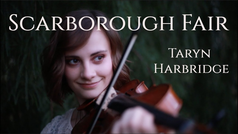 Scarborough Fair - Taryn Harbridge