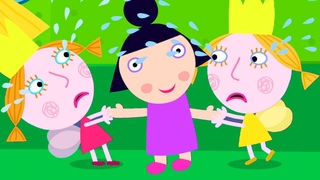 Ben and Holly's Little Kingdom | Daisy and Poppy's Dolly Plum | Cartoon for Kids