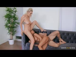 [Brazzers] - Madison Ivy  Kendra Sunderland - Bodacious Bikini Threesome