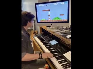 "Саундтрек ""Марио"" LIVE"