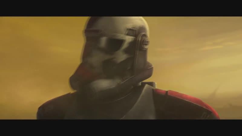 Звездные Войны Войны Клонов Эхо вдалеке русский трейлер MVO Студия Iron Sound