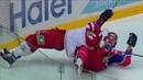 Артюхин берет Кудинова на болевой Artyukhin performs wrestling move on Kudinov