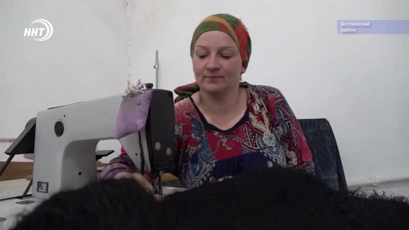 Как делают настоящие дагестанские бурки Рахатинские мастерицы раскрывают секрет