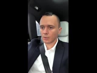 Илья Соболев снял крутую пародию на врио губернатора Хабаровского края Михаила  Дегтярёва