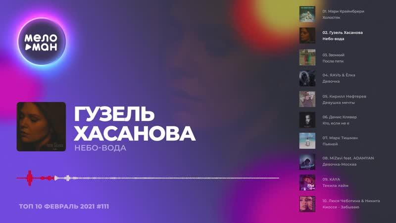 10 Новых песен 2021 - Горячие музыкальные новинки