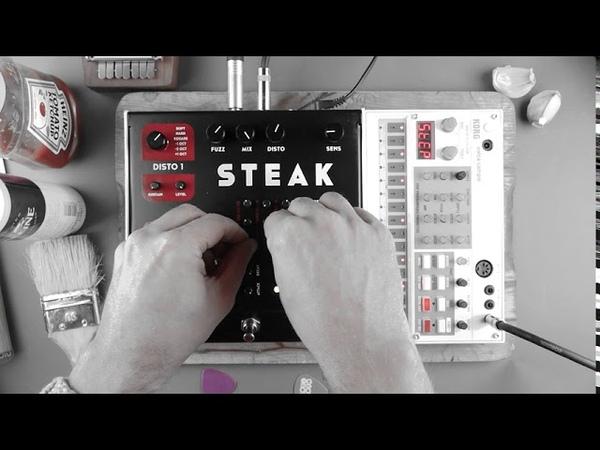 Glou Glou Steak Korg Volca Sample
