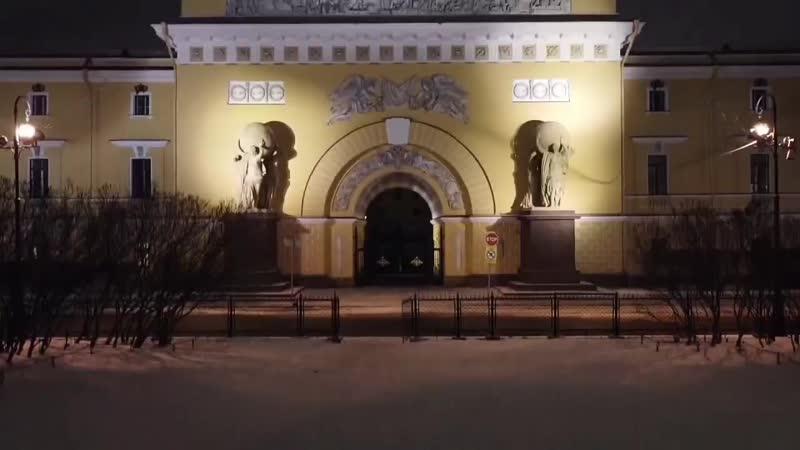 Санкт Петербург Адмиралтейство Александровский сад Невский проспект