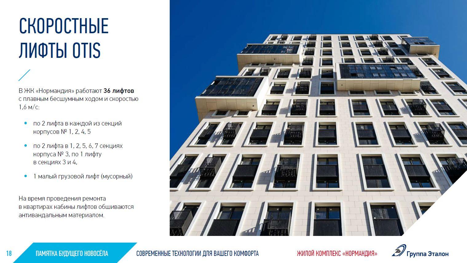 """Инженерия ЖК """"Нормандия"""": лифты, вентиляция, противопожарная система, электроснабжение и электрооборудование, отопление, водоснабжение, безопасность  RE3fxaVLZP8"""