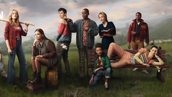 Съемки 3 сезона «Полового воспитания» начнутся в августе