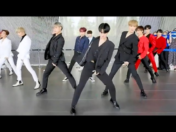 Exo 《love shot》 cover by hot boys of cix Sf9 astro the boys