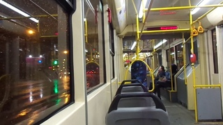 """Трамвай """"5217 по 55"""" Петербурга 10-199: 71-631 (УКВЗ) б.5217 по №55 ()"""