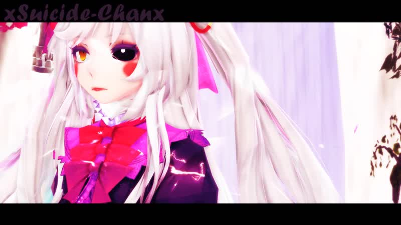 MMD x FNAF Open your eyes Mangle thnx for 1700 subs
