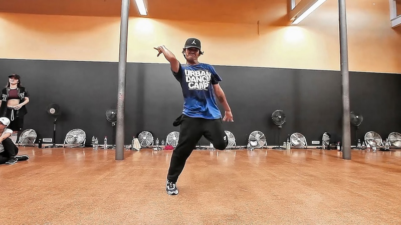 Money In The Grave Drake Lyle Beniga Choreography URBAN DANCE CAMP