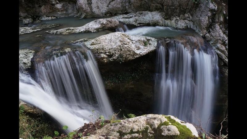 Сочи 2018 Агурские водопады