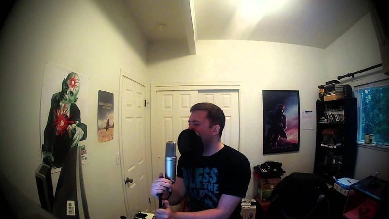 Brandon Whitley - Share The Sunshine Young Blood Emarosa Vocal Cover