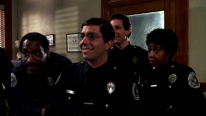 Полицейская академия 3 Переподготовка
