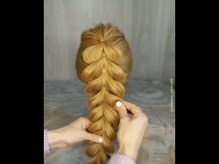 Учимся плести самую красивую косу!