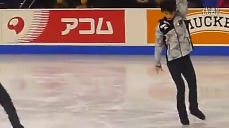 Yuzuru HANYU - 2012 SA EX practice