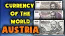 Currency of schilling not Austrian dollar